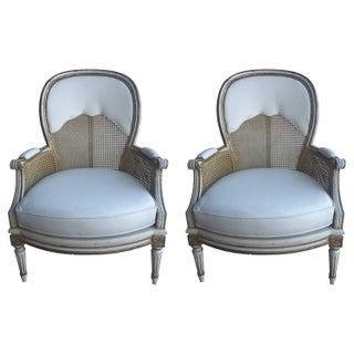 Italian Bergères - A Pair For Sale