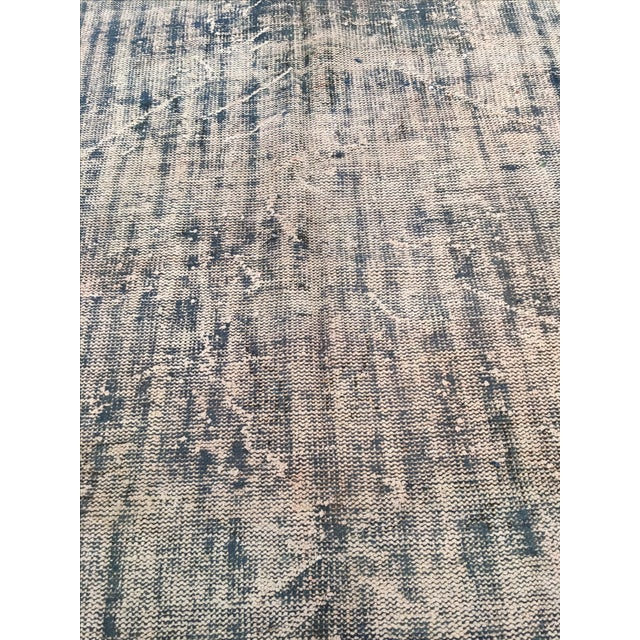 Turkish Oushak Rug - 6′6″ × 9′3″ - Image 4 of 11