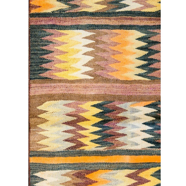 1920s Wonderful Early 20th Century Antique Baluchi Kilim Rug For Sale - Image 5 of 8