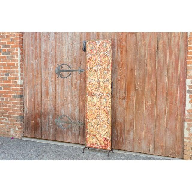Asian Antique Kunchen Tibetan Door For Sale - Image 3 of 11