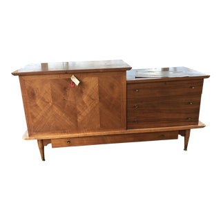 1950s Mid-Century Modern Lane Credenza For Sale