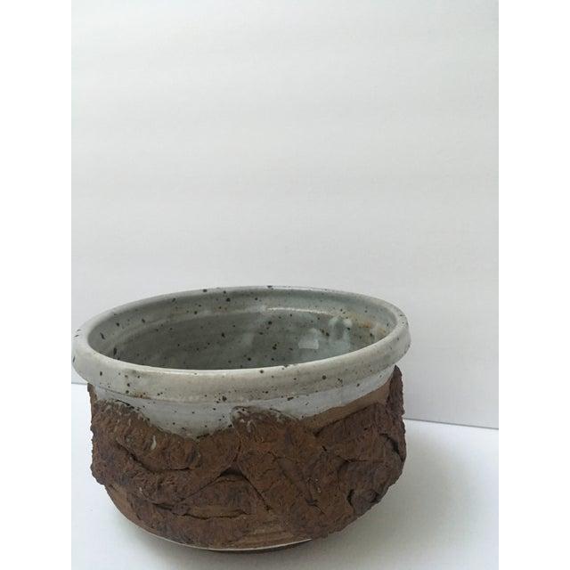 Henderson Brutalist Round Planter Bowl - Image 5 of 6