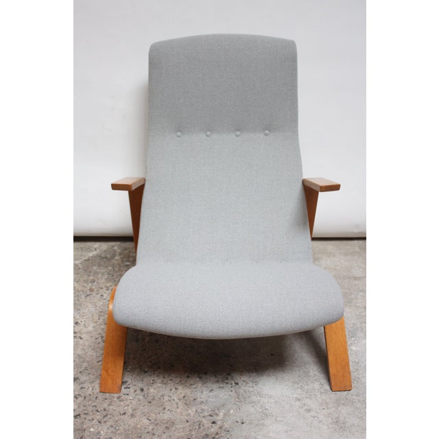 1940s Early 'Grasshopper' Chair by Eero Saarinen for Knoll Associates For Sale - Image 5 of 13