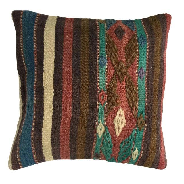 Cute Handmade Pillow Covers : Handmade Kilim Pillow Cover Chairish