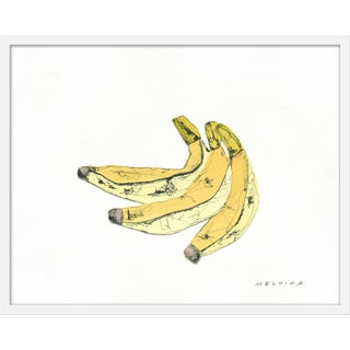 "Medium ""One Is Lonely, Two Is a Party, Three Is a Bunch"" Print by Melvin G., 30"" X 25"""