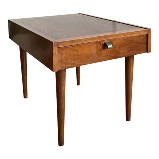 Vintage Mid-Century Merton Gershun for American of Martinsville End Table For Sale