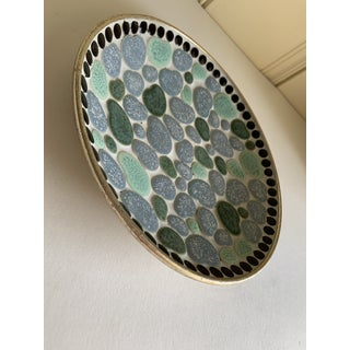 Midcentury Pebble Mosaic Tray Preview