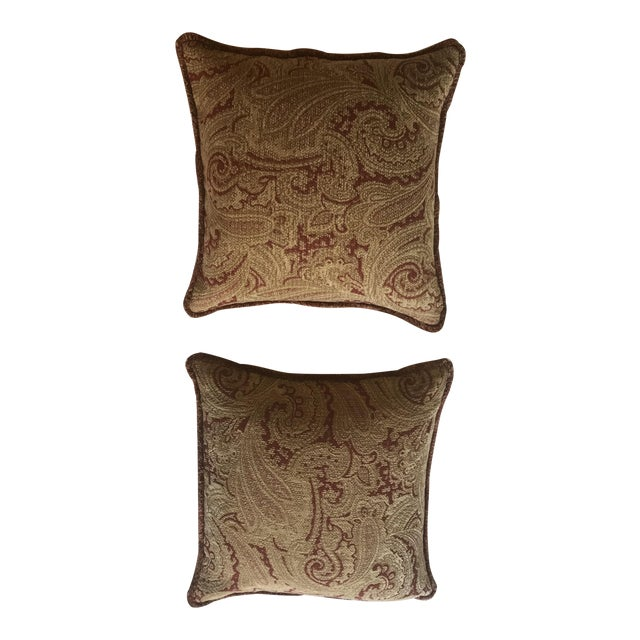 Restoration Hardware Pillow Covers - A Pair For Sale