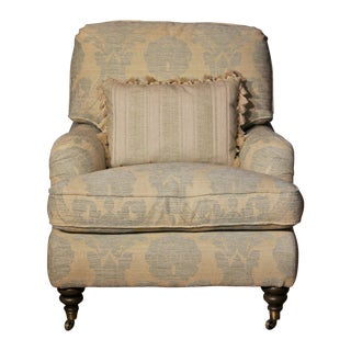 E.J. Victor Berber-Kammlah Skylark Chair For Sale