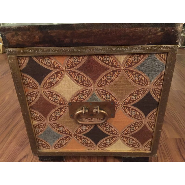 Moroccan Style Trunk - Image 5 of 6