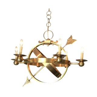 Lighting circa armillary sphere chandelier aloadofball Image collections