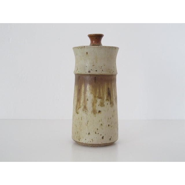 Ceramic Lidded Canister - Image 3 of 8
