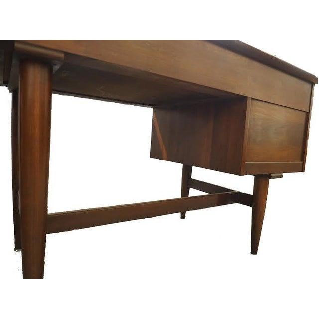 Mid Century Modern Desk Willett - Image 4 of 8