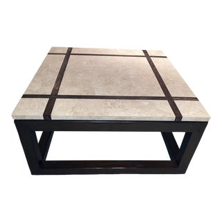 Kreiss Panama Coffee Table For Sale
