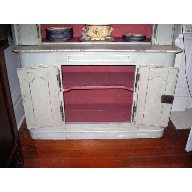 19th Century French Buffet a Deux Corps For Sale - Image 10 of 12
