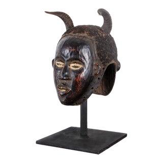Ekoi Ejagham Janiform Headcrest, Nigeria For Sale
