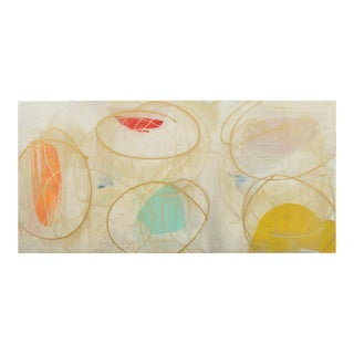Untitled Signed Original Abstract Painting 7375 For Sale