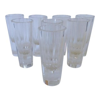 Traditional Cordial Glasses - Set of 8 For Sale