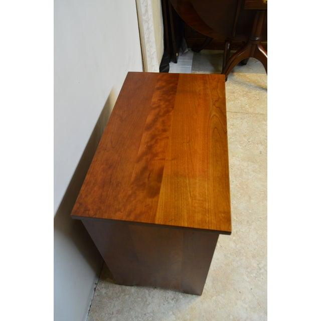 Stickley Bedside End Side Table Nightstand For Sale In Philadelphia - Image 6 of 12