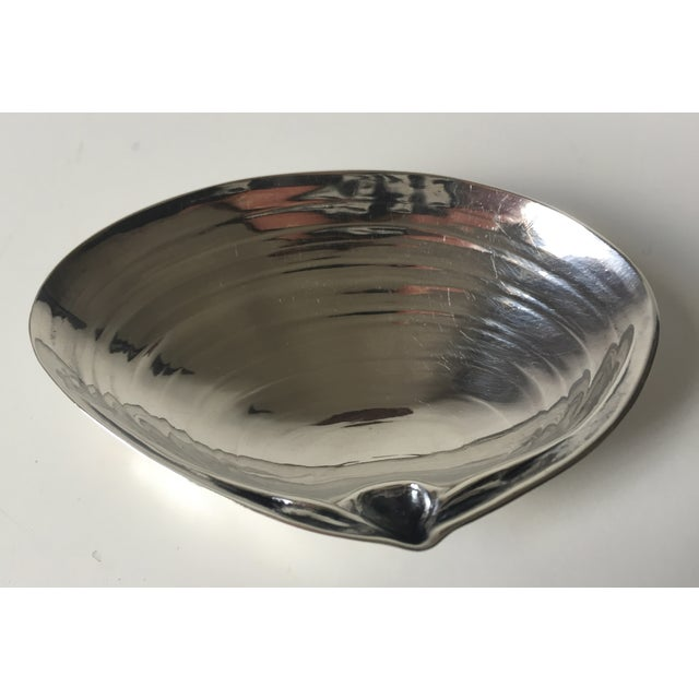Sterling Reed & Barton Shell Dish - Image 4 of 6