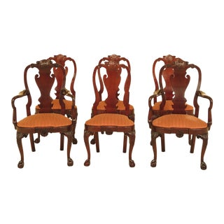Kindel Winterthur Collection Dining Room Chairs - Set of 6