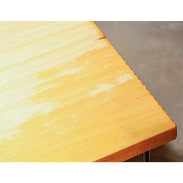 Modernist Dining Table - Image 4 of 8