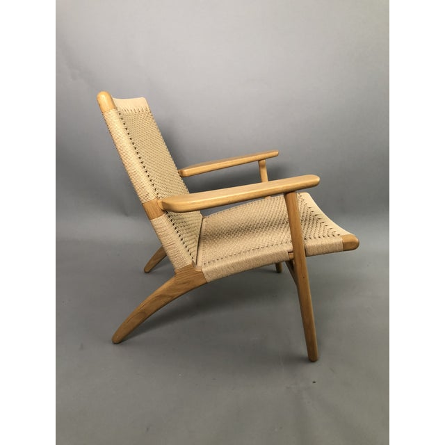 Carl Hansen & Søn Wegner Easy Chair For Sale - Image 4 of 9