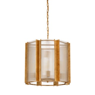 Wildwood Theo Gold Chandelier For Sale