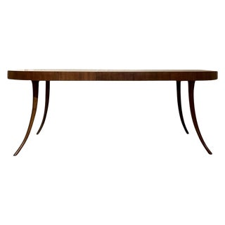Sabre Leg Klismos Dining Table t.h. Robsjohn-Gibbings /Widdicomb Oval or Round For Sale