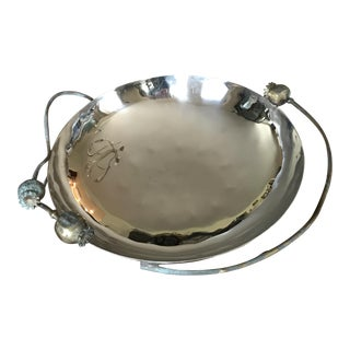 Michael Aram Poppy Serving Bowl For Sale