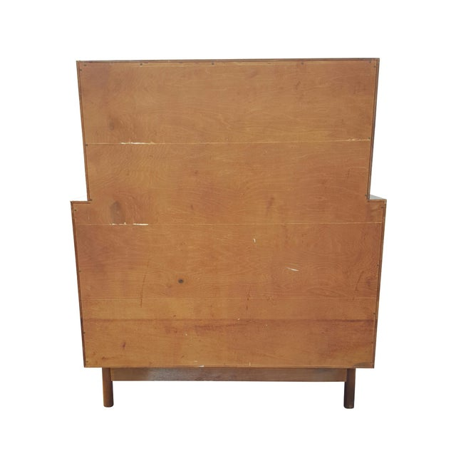 1960's Red Lion Mid-Century Modern Dresser For Sale - Image 9 of 10