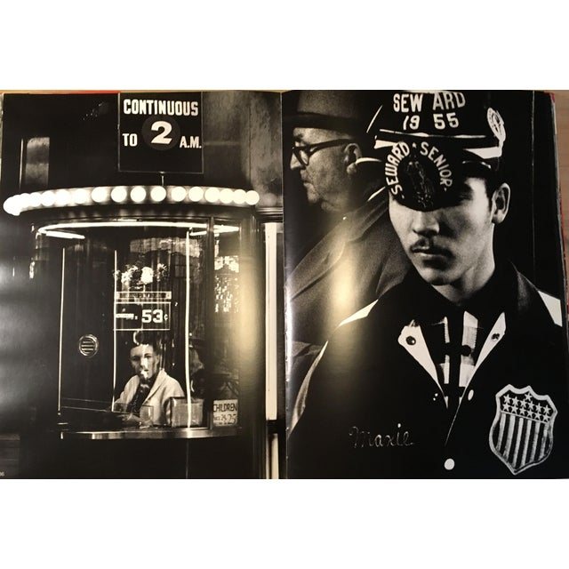"""William Klein """"New York"""" 1954-1955 Coffee Table Photography Art Book For Sale - Image 12 of 13"""
