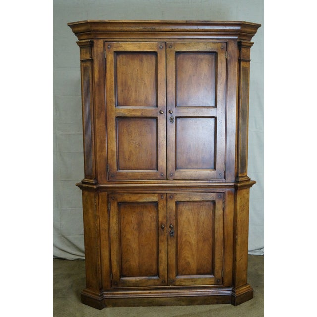 wardrobes home armoire colonial teak design consigned cabinet old british rustic product almirah armoires traditional wood and