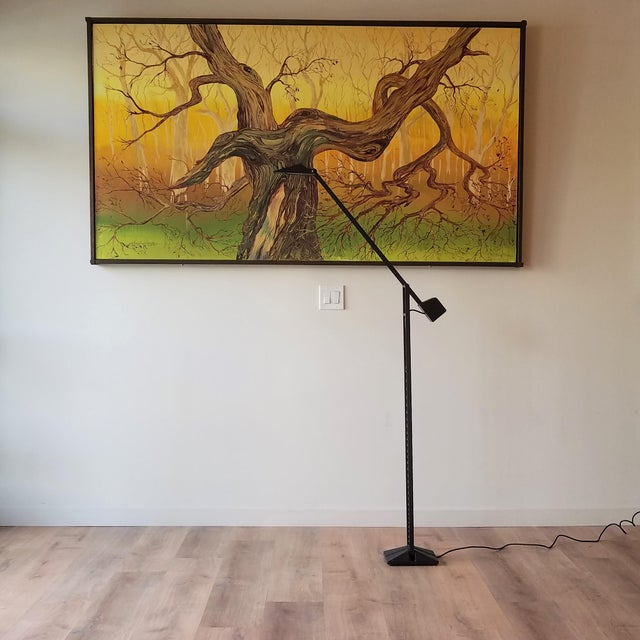 This crane-designed floor lamp by Artup is a great mixing of European-inspired design and American-made. Very much...