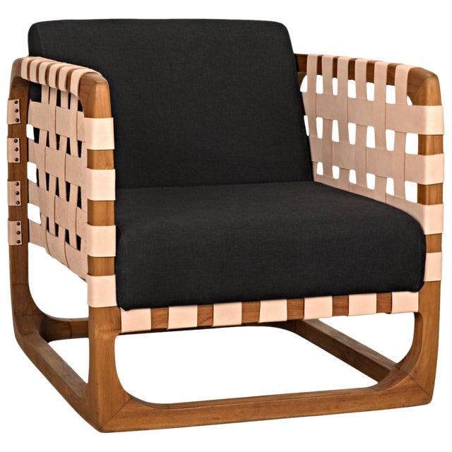 Teak Nebula Chair, Natural For Sale