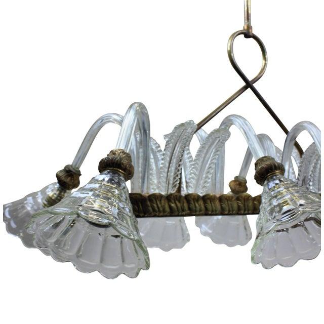 Rectangular Barovier Light For Sale - Image 4 of 5