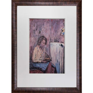 Pierre Bonnard Lithograph with Archival Frame For Sale