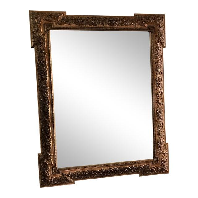 Ornate Gilt Mirror from Carolina Mirror - Image 1 of 7