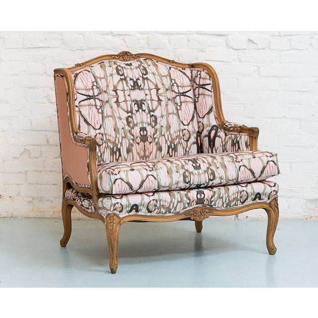 French Provincial Style Arabella Chairs - Pair - Image 3 of 7