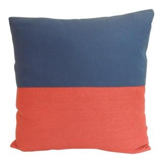 Antique Textiles Galleries Nautical Collection Echo Decorative Pillow