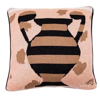Wayne Pate - Vessel Cashmere Pillow For Sale