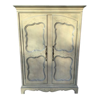 Baker Louis XV Armoire For Sale