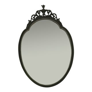 Antique Louis XIV Style Wall Mirror For Sale
