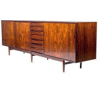 Arne Vodder Rosewood Sideboard For Sale