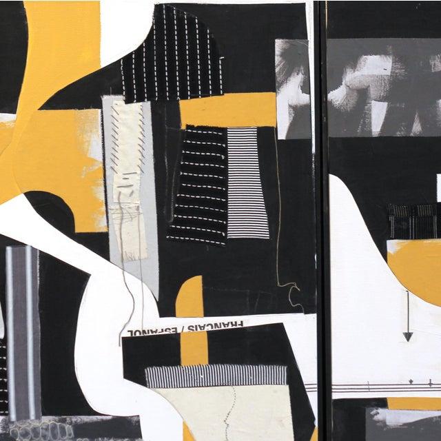 Deconstructed Original Mixed-Media Artwork - Image 8 of 9