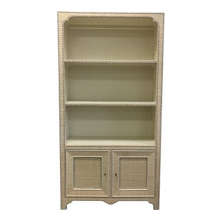 Century Furniture Atticus Bookcase For Sale