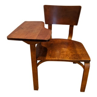 Mid-Century Thonet Bentwood Student Chair For Sale