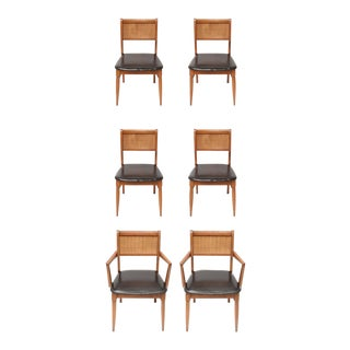 Set of MCM Dining Chairs, Usa, 1950s For Sale