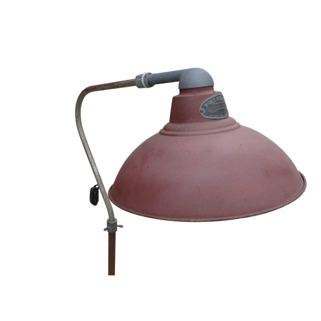 Desert Air Maker Industrial Floor Lamp - Image 5 of 7