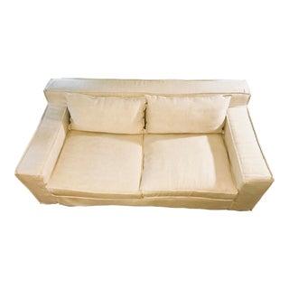 Restoration Hardware Luxe Capri Sofa For Sale